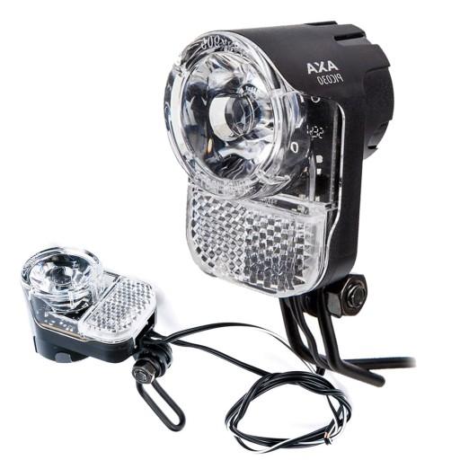Lampka Lampa Przód Prądnicadynamo Axa Pico 30 Lux