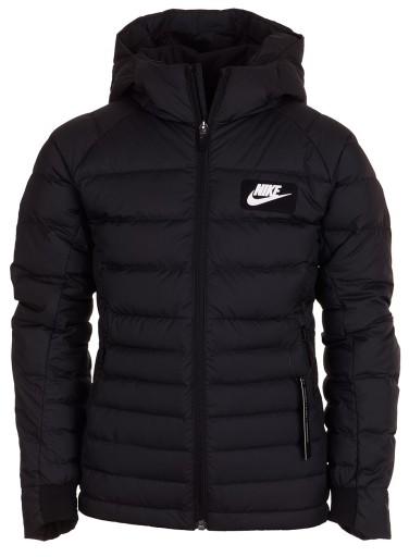 Nike Kurtka Chlopieca Zimowa Hd Guild550 R 147 M 7163461966 Allegro Pl