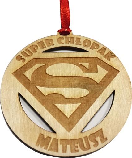 Medal Dzien Chlopaka Drewniany Prezent Szkola 7566061003 Allegro Pl