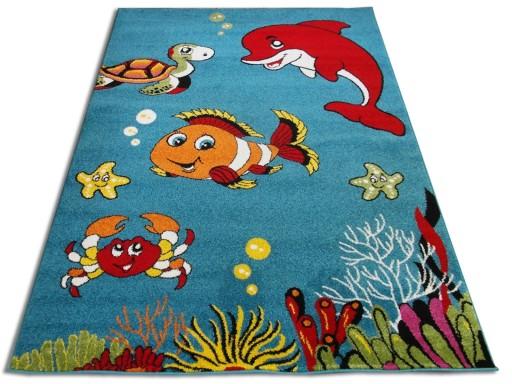 Dywany Dla Dziecka Mondo Fryz Kids 120x170 14wzor
