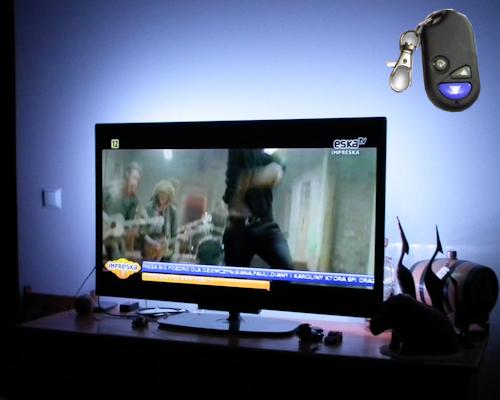 Oświetlenie Led Tv Telewizora 32 Pilot ściemniacz