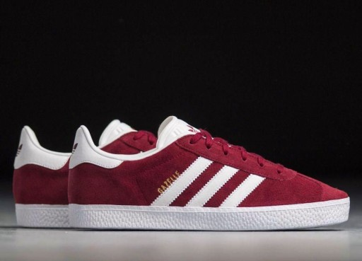 Adidas ORIGINALS GAZELLE CQ2874 bordowe 36 23