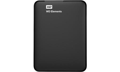 Dysk zewnętrzny WD Elements Portable 1TB USB 3.0