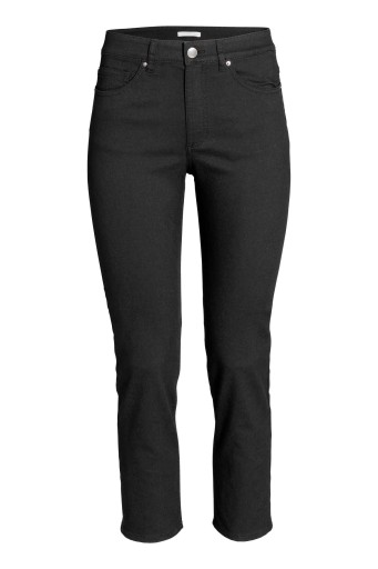H&M SLIM FIT model CROPPED LEG 38 M -40%