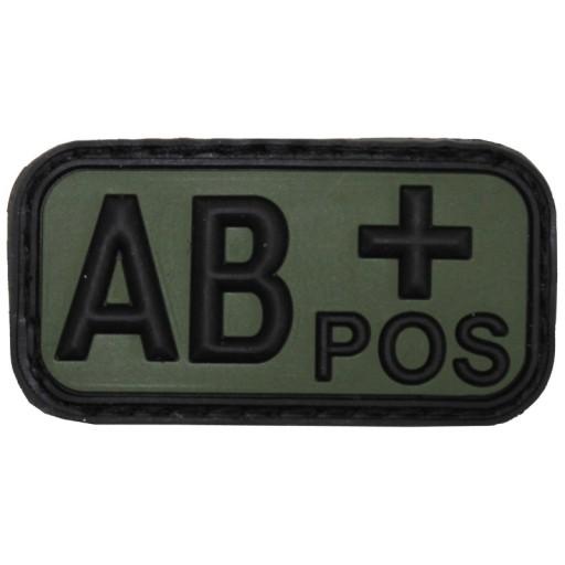 PLAKIETKA MORALE PATCH AB +POS+ MFH /36501E/