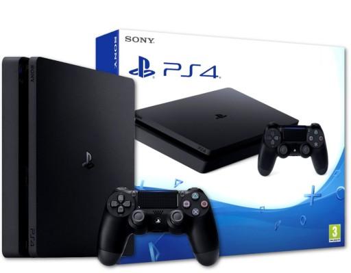 Konsola Sony Playstation 4 Ps4 Slim 500gb Pad Nowa 8089794582 Sklep Internetowy Agd Rtv Telefony Laptopy Allegro Pl