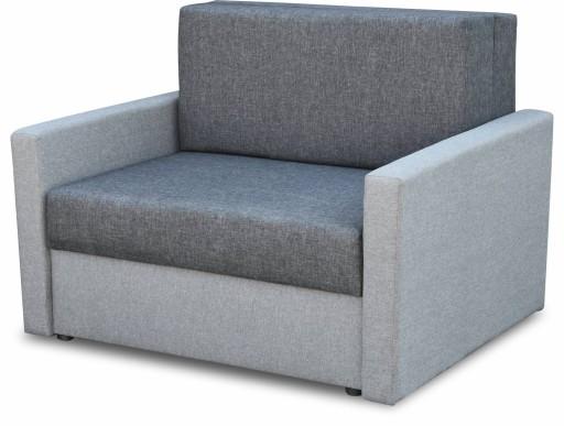 Sofa Fotel Kanapa Amerykanka Z Funkcja Spania Tedi