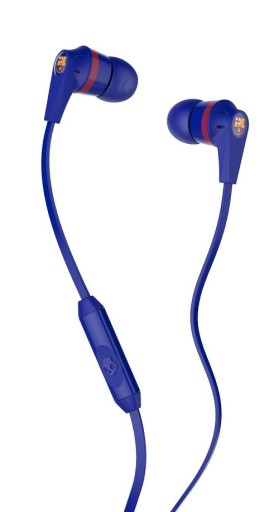 Słuchawki Skullcandy Ink'd 2 Mikrofon FC BARCELONA