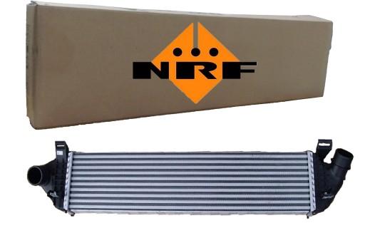 INTERCOOLER VOLVO C30 S40/V50 C70 1.6D 2004- NRF