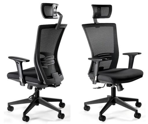 Ergonic Unique biurowy obrotowy fotel gabinetowy