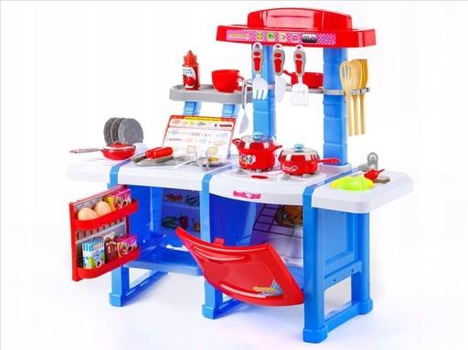 Kinderplay Kuchnia Dla Dzieci światło Dźwięk