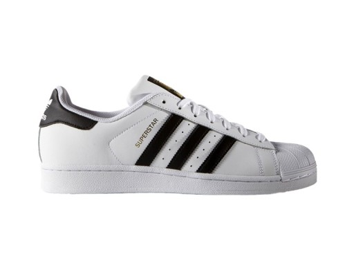 Buty ADIDAS Superstar damskie białe 38 C77124