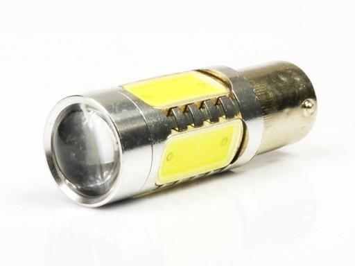 P21W 11W LED CREE COB R5W R10W DZIENNE BA15S