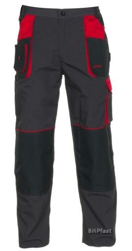 Spodnie Robocze Do Pasa Classic Red R 50 7338567299 Allegro Pl