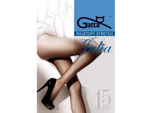 Rajstopy GATTA stretch Julia kolory 15den 3(M)
