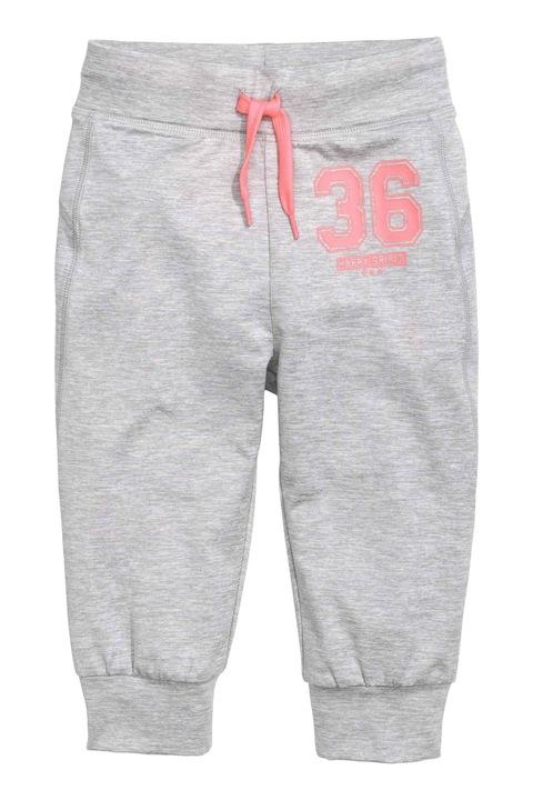 H&M Spodnie treningowe 3/4, rozm.122/128 cm 8566497875 Dziecięce Odzież YY EKDVYY-6