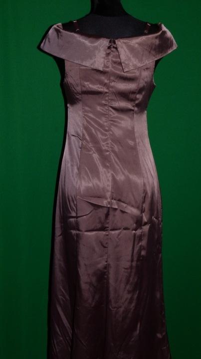 wieczorowa suknia maxi BONPRIX - 10 / 36 9815107018 Odzież Damska Sukienki wieczorowe QA JRFUQA-7