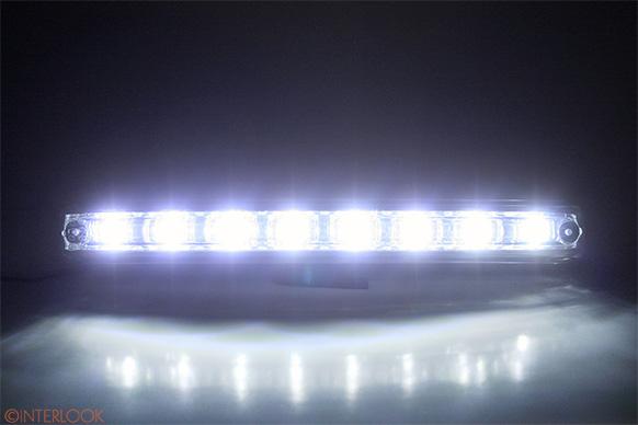 Światła do jazdy dziennej LED DRL AUTOMAT homo.